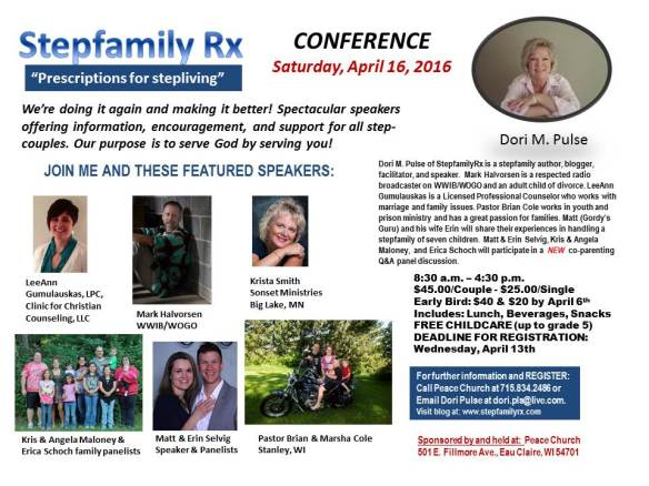 2016 Stepfamily Rx Conf Flyer_April
