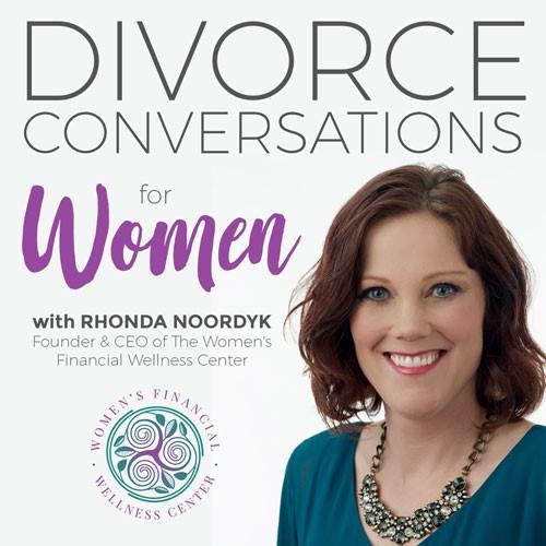 Rhonda Noordyk _Me Podcast Cover
